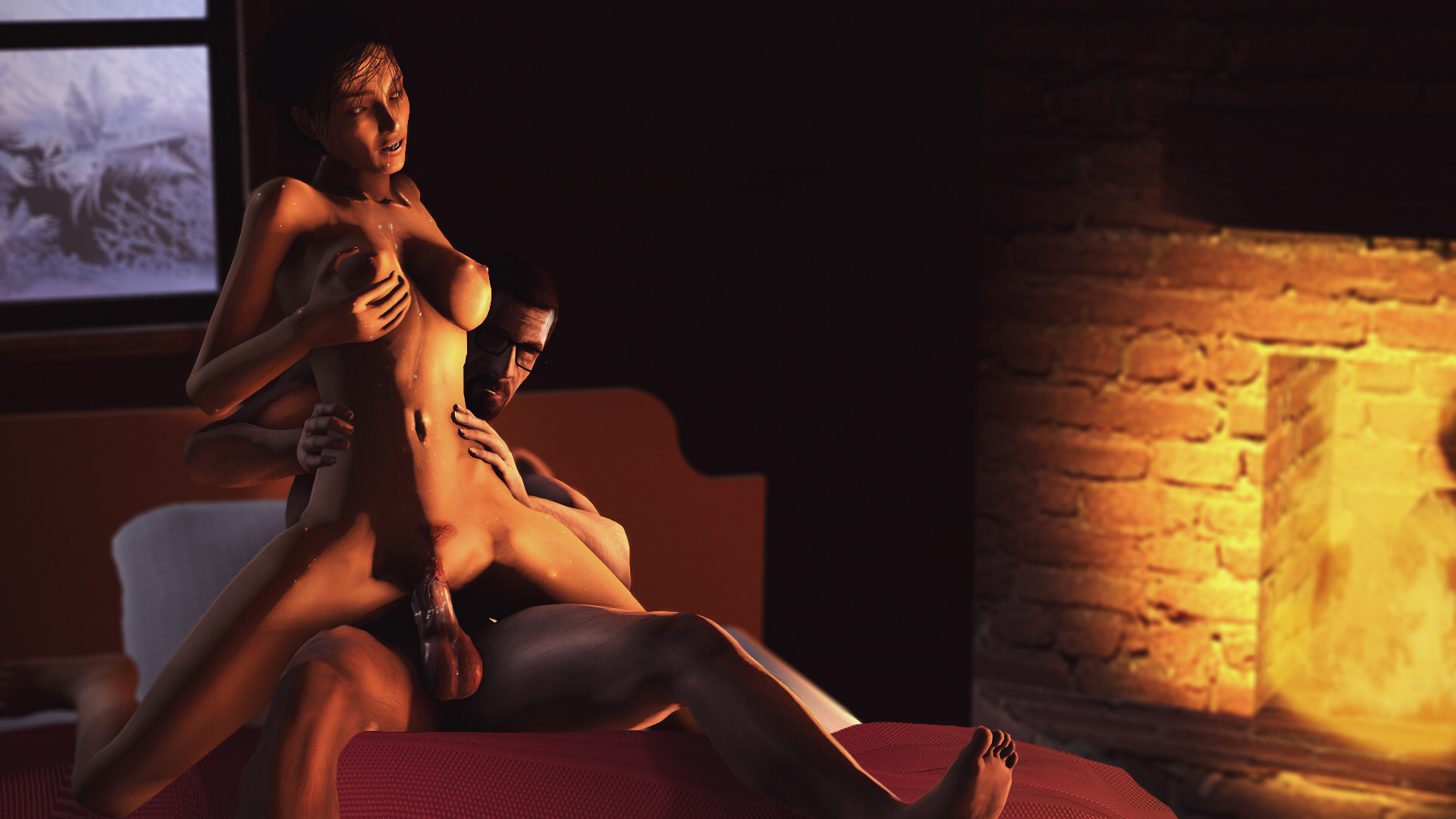 Nude alyx vance for gmod xxx super slut
