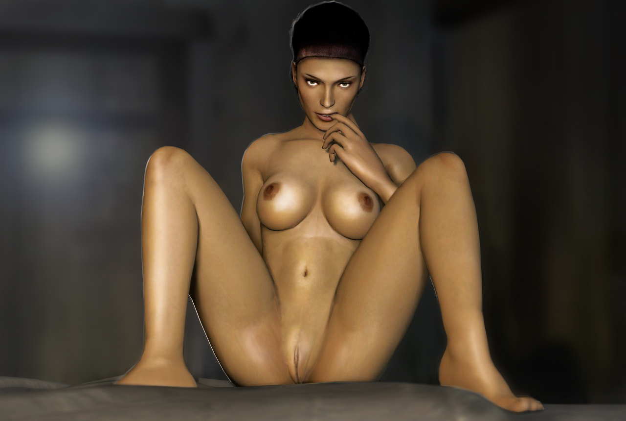 Nude alyx vance for gmod fucking comic