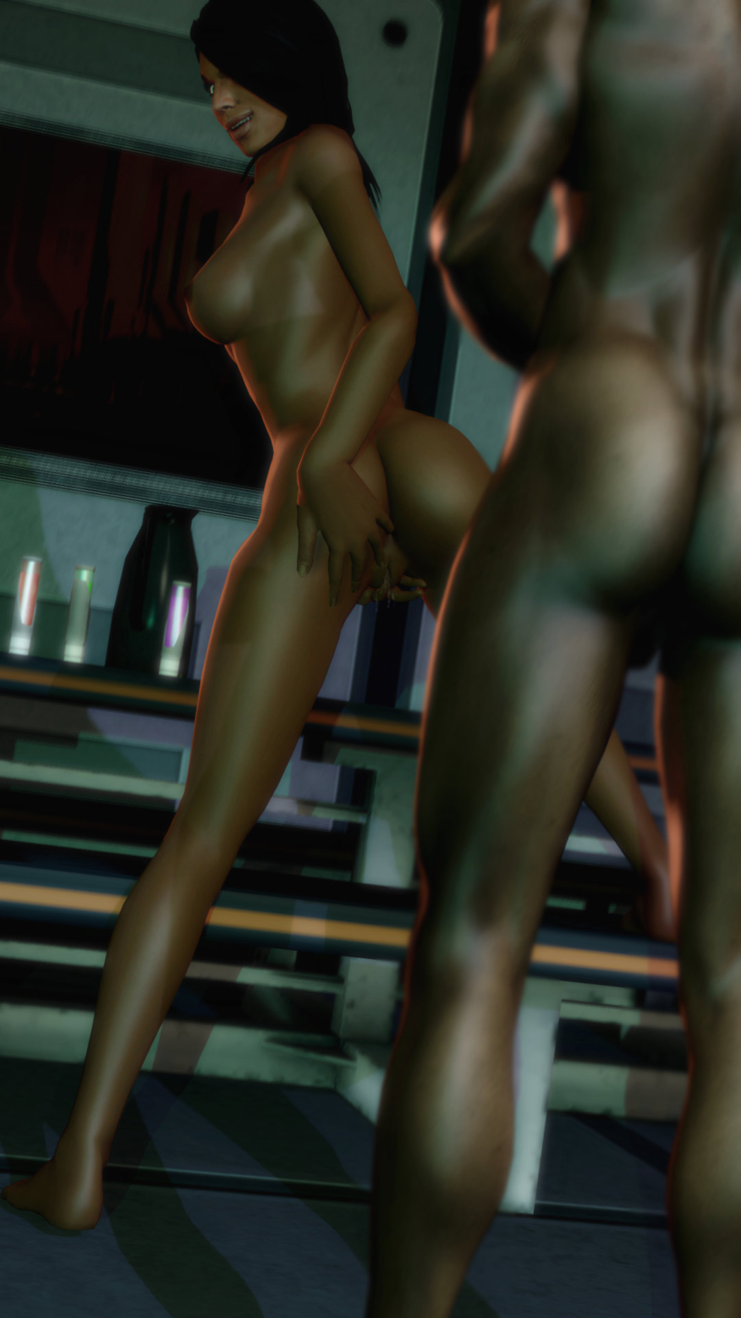 Mass effect 3 ashley sex xxx hentai comics
