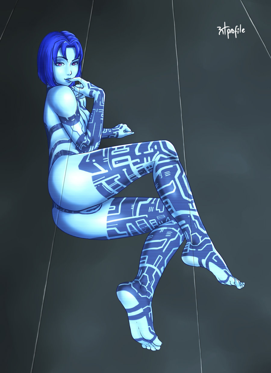 Halo cortana hentai nude gallery