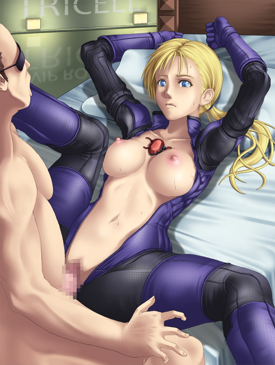 Hentai evil female pic sex download