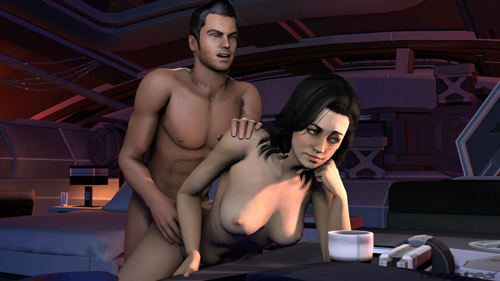 Mass effect 3 miranda porn sex scenes