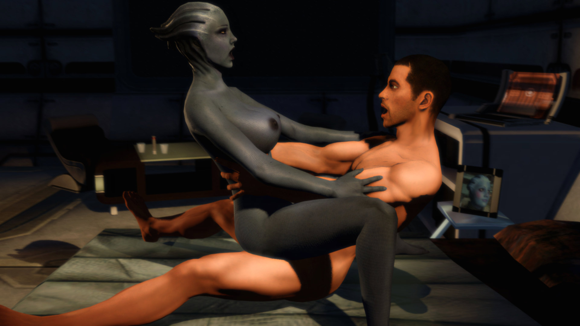 Mass effect gay alien 3d porn adult videos