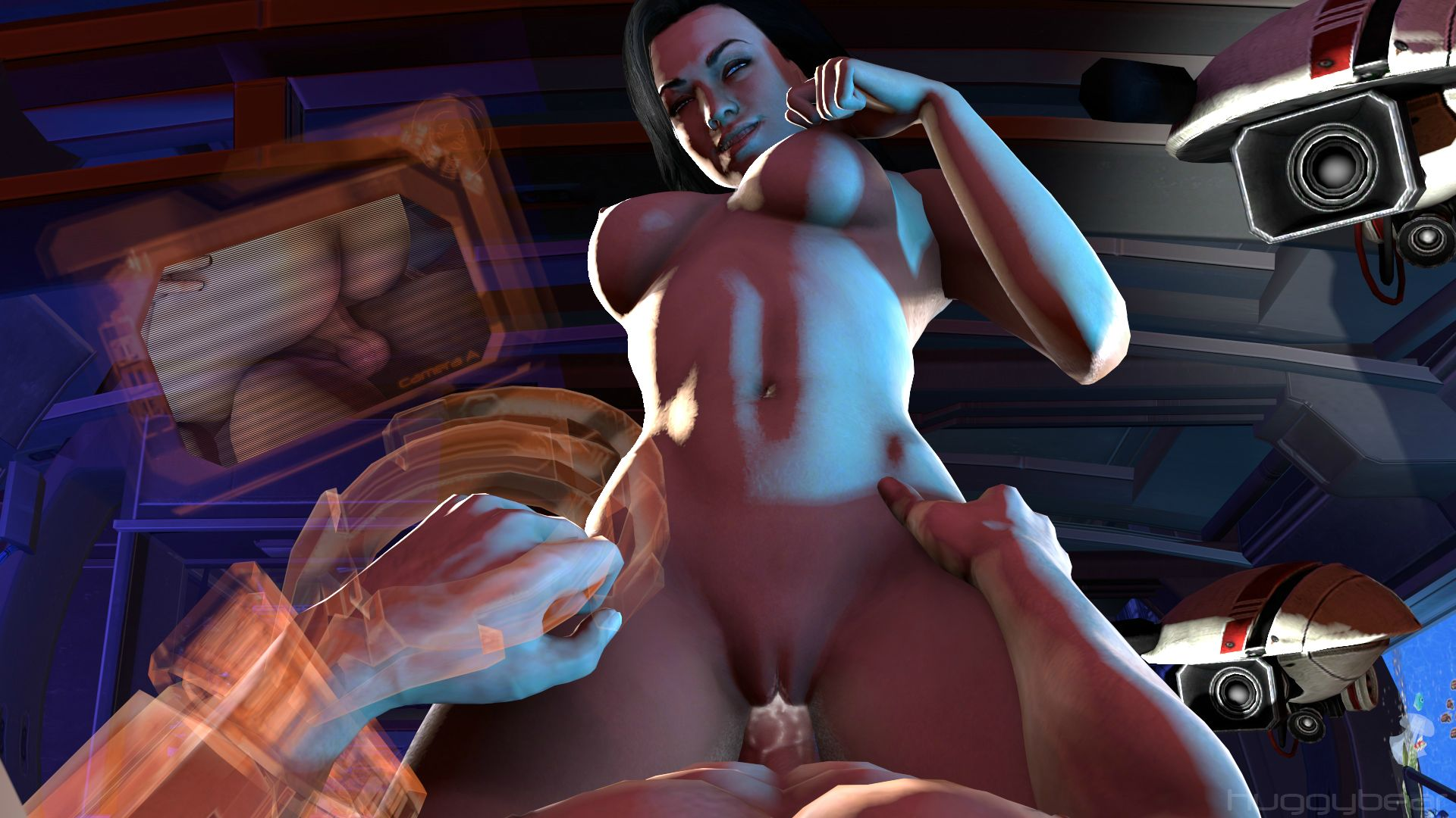 Mass effect miranda nude animated gifs sex pic