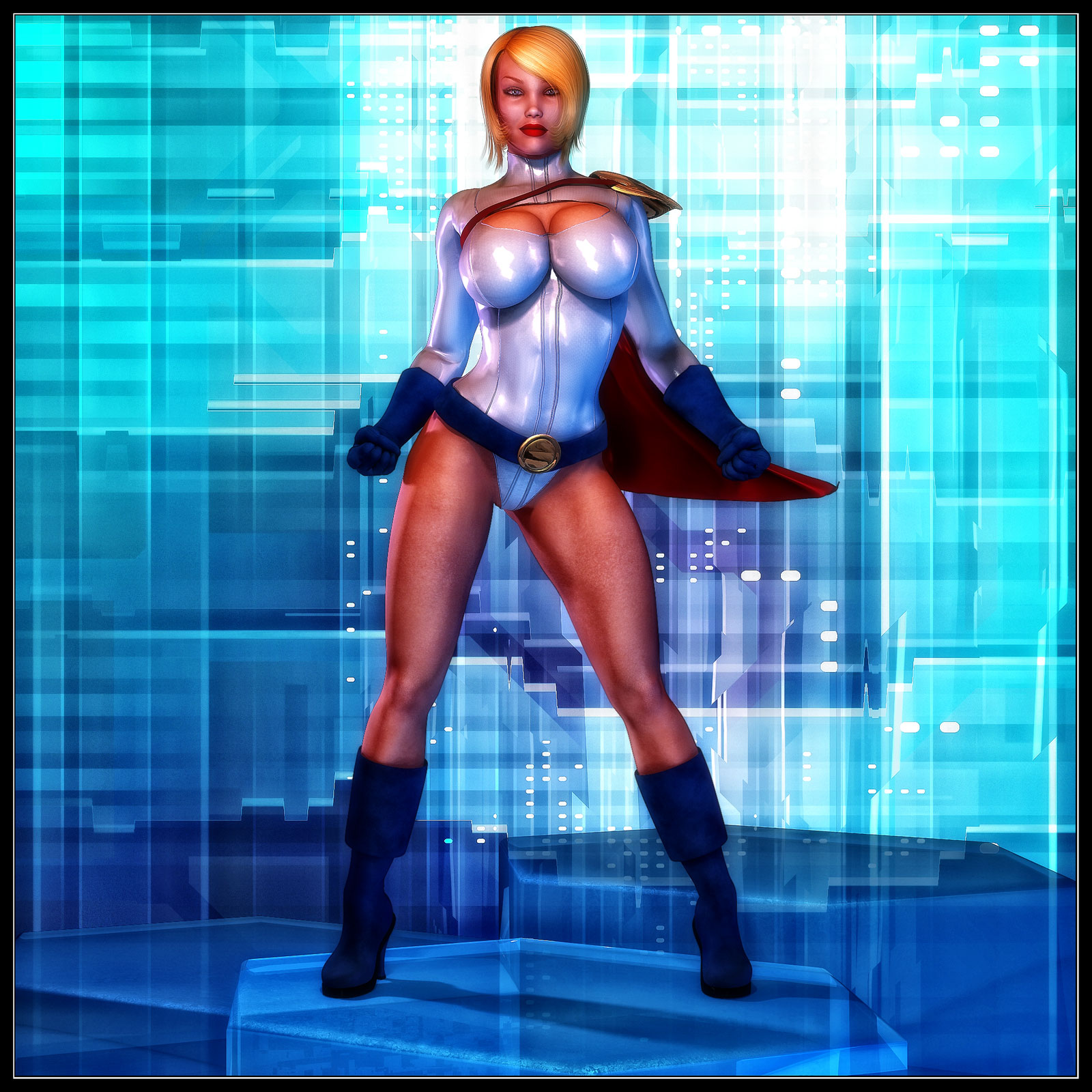 3d power girl hentai nackt pictures