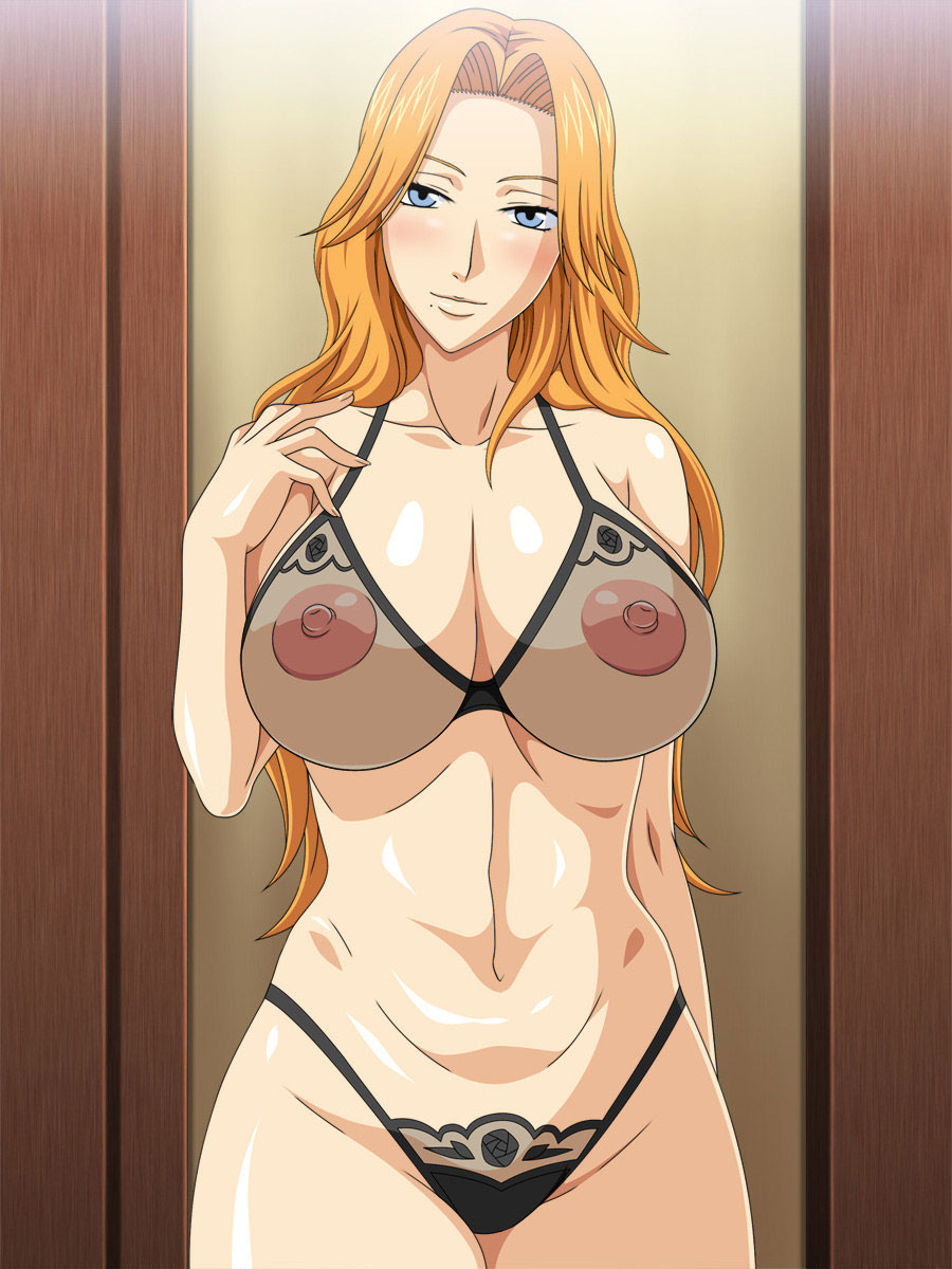 Sexy rangiku porno photo