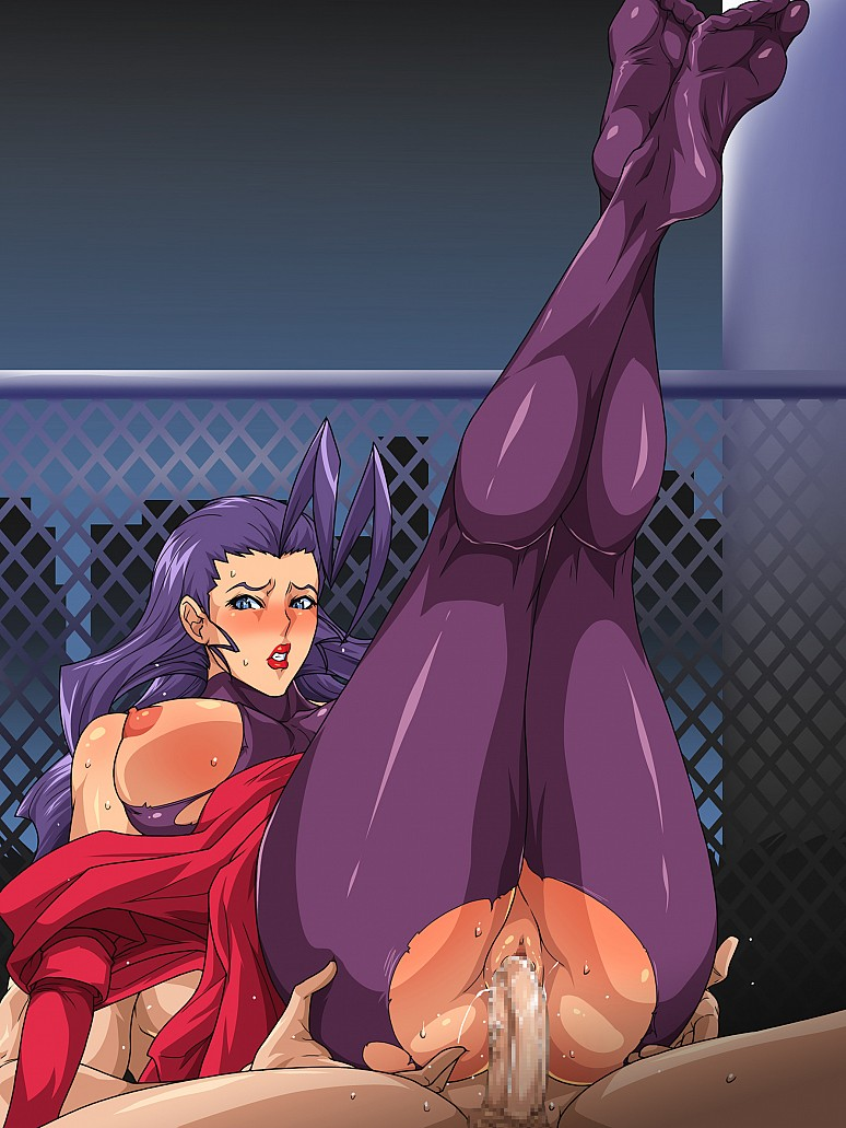 Streetfighter cartoon porn pics naked girls