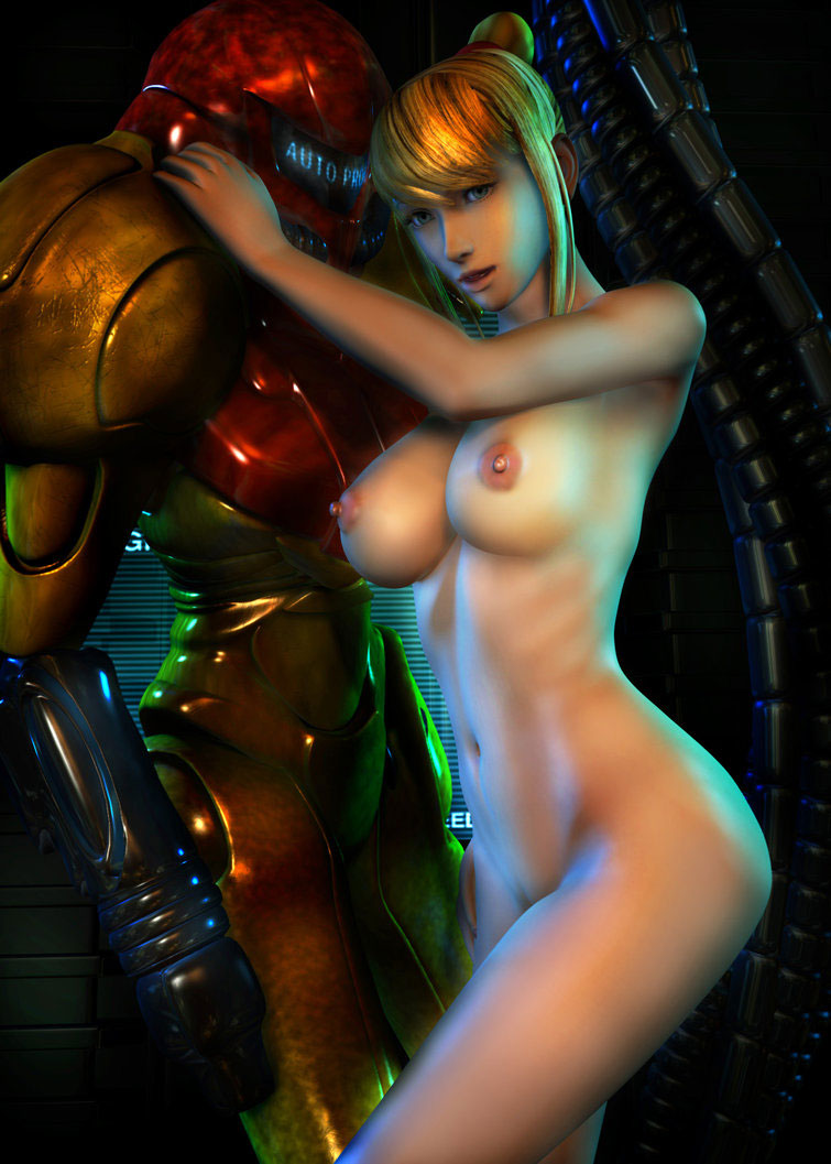 Zero Suit Samus Naked