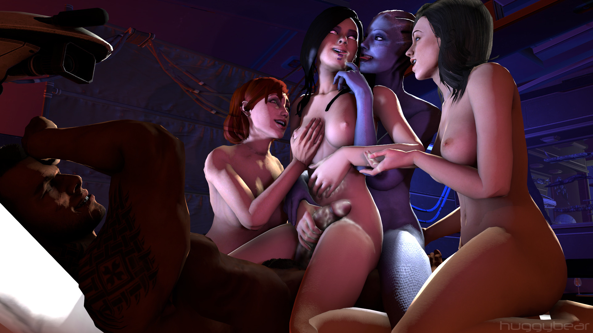 Mass effect pornpics pron movie