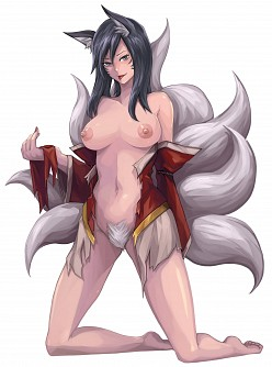 Ahri - rebell - League of Legends