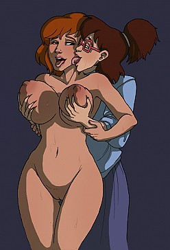 April O'Neil and Irma Langinstein - DontFapGirl - Teenage Mutant Ninja Turtles