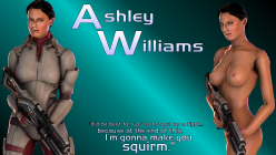 Ashley Williams - Aardvark - Mass Effect