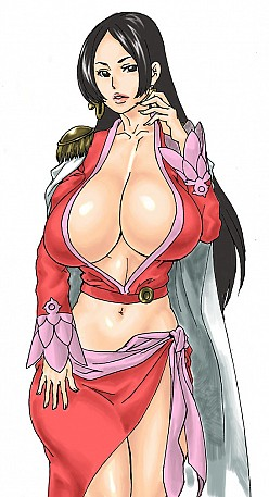 Boa Hancock - One Piece