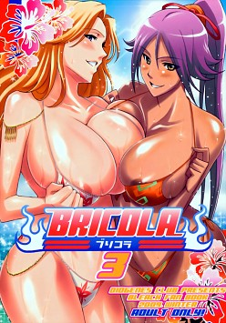 Bricola 3 - Bleach English Hentai Doujin