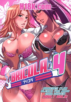 Bricola 4 - Bleach English Hentai Doujin