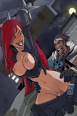 Draven and Katarina - Zet13 - League of Legends