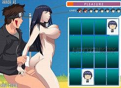 Hinata's Memory Game | Naruto Hentai Flash Game