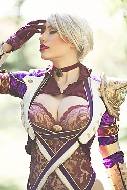 Ivy - Crystal Graziano - Soul Calibur