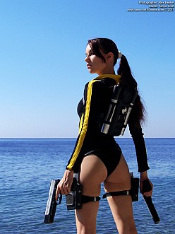 Lara Croft - Tomb Raider Hentai Cosplay