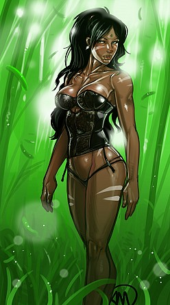 Nidalee - Ganassa - League of Legends