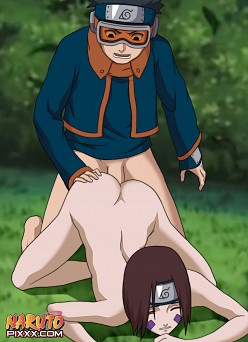 Rin And Obito | Naruto Hentai Image