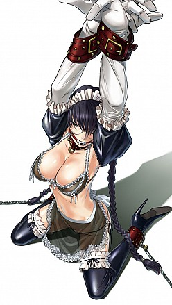 Roberta Captured | Black Lagoon Hentai Image