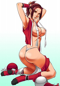 Shiranui Mai - King Of Fighters Hentai Image