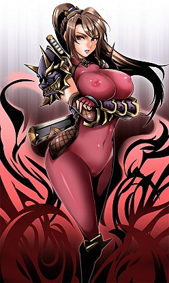 Taki - Soul Calibur