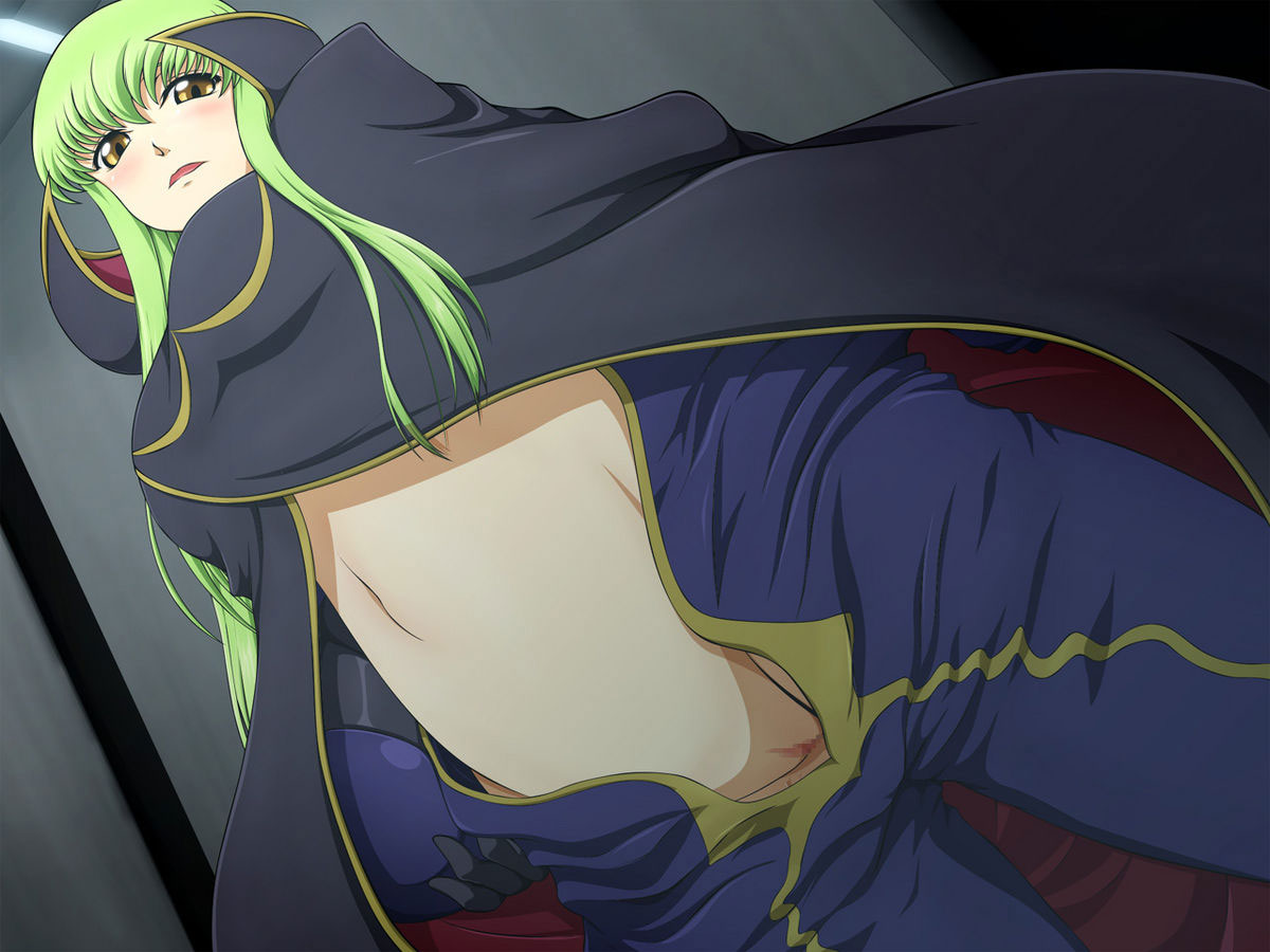 Whore indeed... code geass nhentai release let