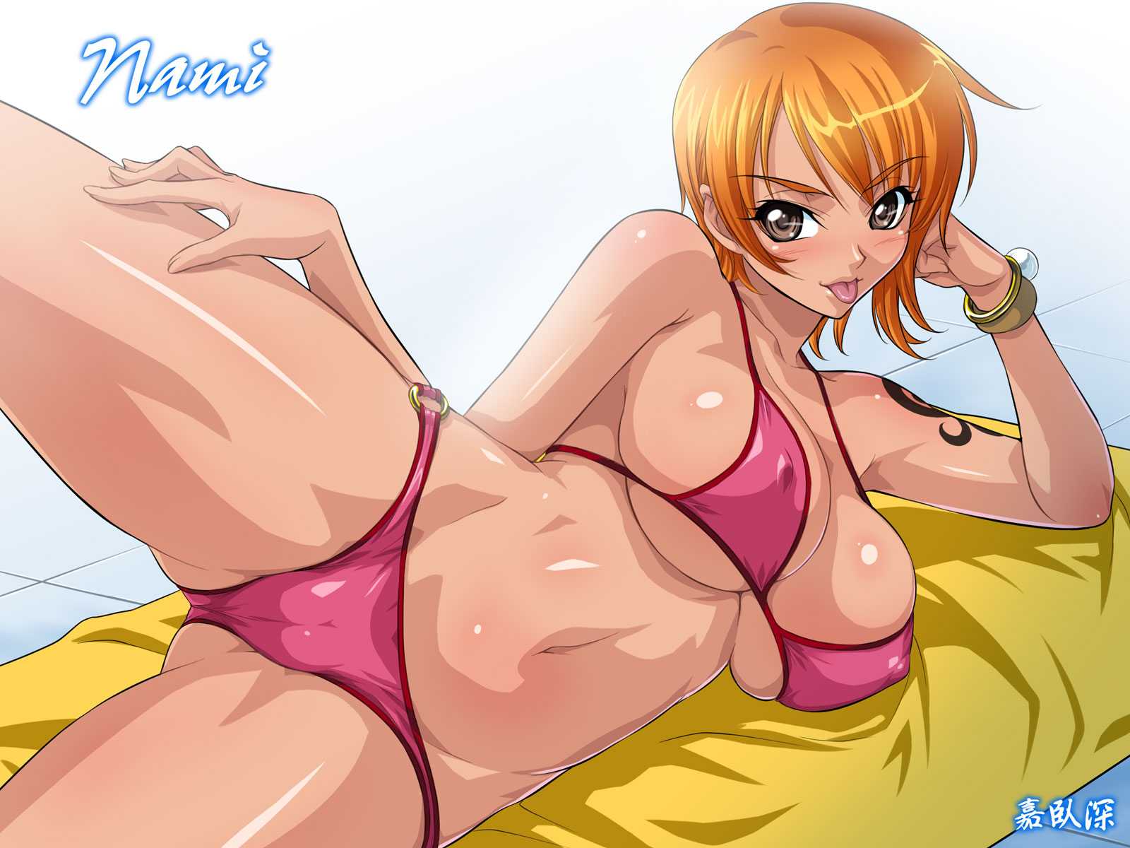 Sex onepiece anh